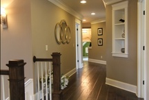 For the Home: Colors and Decor / by Cathy Yoder