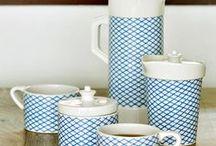 Tableware / Nice tableware often with a vintage or scandinavian design.