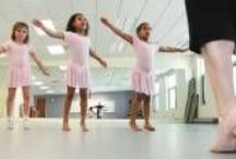 BalletMet Dance Academy / Explore BalletMet's Academy, a place where dancers of all ages, from 3 to 84, can learn about the beauty and benefits of movement.