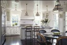 Let's Do Kitchens / Pretty Kitchens and/or a particular detail(s) of a kitchen I like  / by Lisa Hughes