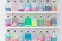 Multicolor - Light / by Kathy Oldenburg