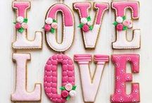 Cookies / by Sweet Love Cake Couture