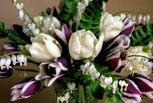 Flower Arrangements/Centerpieces / by Cath Windmueller