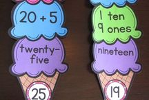 Magnificent Math / Math activities  / by Rachel Winberry