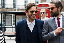 His Style / #men #wear #style #stylish #man #fashion #trends #beards #winter #summer #casual #suit #smart #work