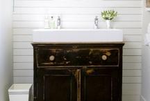 bathroom / by Kelly Estrada