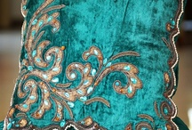 ♦♥♦♥ Aqua, Teal & Turquoise Love ♦♥♦♥ / Everything aqua, teal or turquoise catches my eye - I will never tire of looking at these colors.