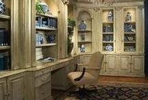 ⚘Home Office / Craft Rooms⚘ / Beautiful Home Offices and craft rooms.