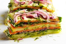 Paleo | Eat Your Veg / paleo cooked veg, dressed to the nine's #paleo #dairyfree #glutenfree #vegetarian