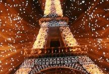 ღღ♥~♥All Things French♥~♥ღღ / I love everything about France.  I love the architecture, the beautiful details of their furniture, and the beauty of the countryside.
