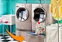 * Laundry Room ~ Loads of Fun *