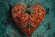 ❤♡♥♡❤♡My Hearts Desire❤ / hearts