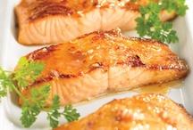 Recipes - Salmon / Salmon - good for you protien