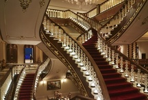Grand Staircases / staircases and stairways
