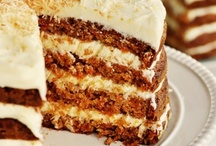 ♨Yummy Cakes♨ / is there anything better than a moist slice of cake?