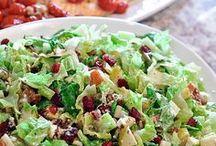 Salad Ideas / by Julie Ellis
