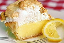 Yummy Pies / I love pie even more than cake!