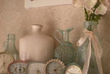 ❤❤༺♥❧❤Shabby Chic and Cottage Style Love❤❤༺♥❧❤❤ / I love shabby chic, cottage and romantic decorating / by Kris Beck