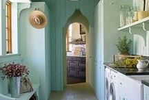 Laundry Rooms / Well organized and beautiful laundry rooms