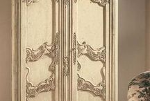 ❥~Armoire Love~❥ / I absolutely love armoires - I believe they can fit in every room of the house and have many different purposes.