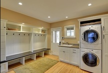 For the Home: Laundry Room / by Cathy Yoder