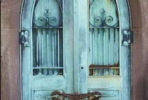 ۞۩Amazing Doors/Doorways/Door Hardware۩۞ / An entry to a building must hold many stories.