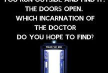 Doctor Who / It's bigger on the inside....