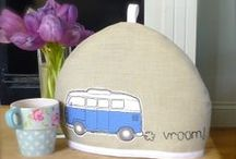 If I had a Camper Van... / All the lovely things I would fill my Van with.