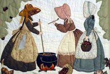 Bonnet Girls / by Kathy Oldenburg