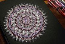 Zentangle/Henna