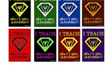 Superhero theme / New grade, new classroom, new theme / by Rachel Winberry