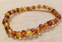 Amber for Adult - Carpal Tunnel, Arthritis, Swelling, Sciatica, Hypothyroid, Autoimmune