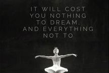 Inspiration / Inspiration, motivation for dancers and by dancers.