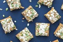 Recipes to Keep You Moving / Healthy and nutrient-packed recipes for dancers—to keep you moving.