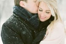 Engagment winter / by Belaya Elena