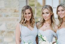 Bridesmaids / Bridesmaid looks, dresses, outfits