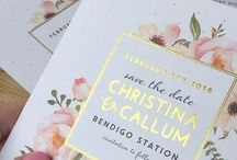 Wedding Stationery / Wedding Invitations, Invites, STD, Stationery