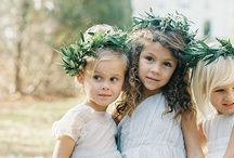 Flower Girls / Flower Girls, Junior Bridesmaids