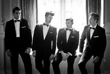 Groomsmen / Groomsmen, ushers, best man