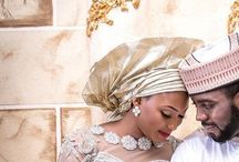 African Wedding / African Wedding Ideas