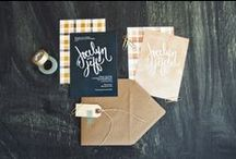 :: invitations :: / by Emily Hall