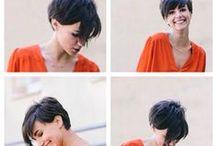 hair / Hair styles and accessories / by Stefanie Renee