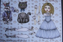 Paper Dolls / by Penny Smith-Ogden