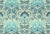 Favorite Fabrics / by Rhonda Riley