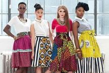 African Inspired Fashion / by Nicole Hayley