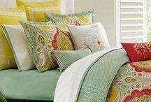 Home - Bedchamber / Bedroom Ideas / by Rebecca Boese