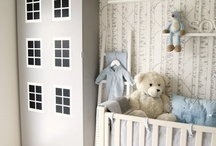 Home - Nursery / Nursery & Childrens rooms (for the future) / by Rebecca Boese