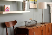 Home - Office/Hall/Basement/etc. / Office, Hall, Entrance, Spare room, Etc. Ideas / by Rebecca Boese