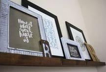 DIY home decor / by me & my BIG ideas