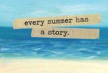 SEASONS | summer / by me & my BIG ideas